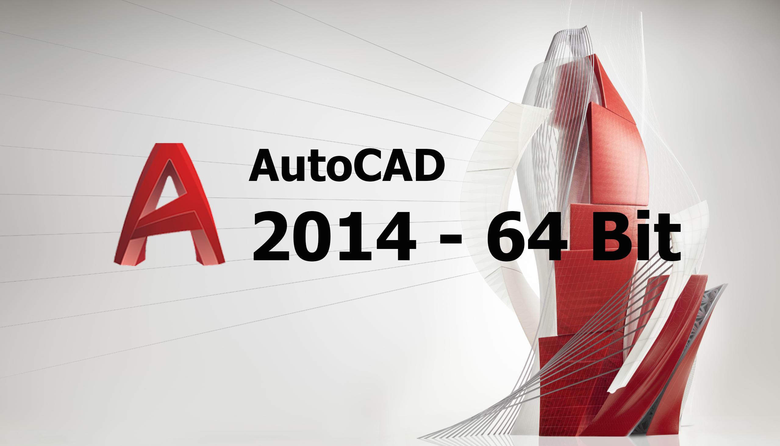 AUTOCAD 2014 – R64