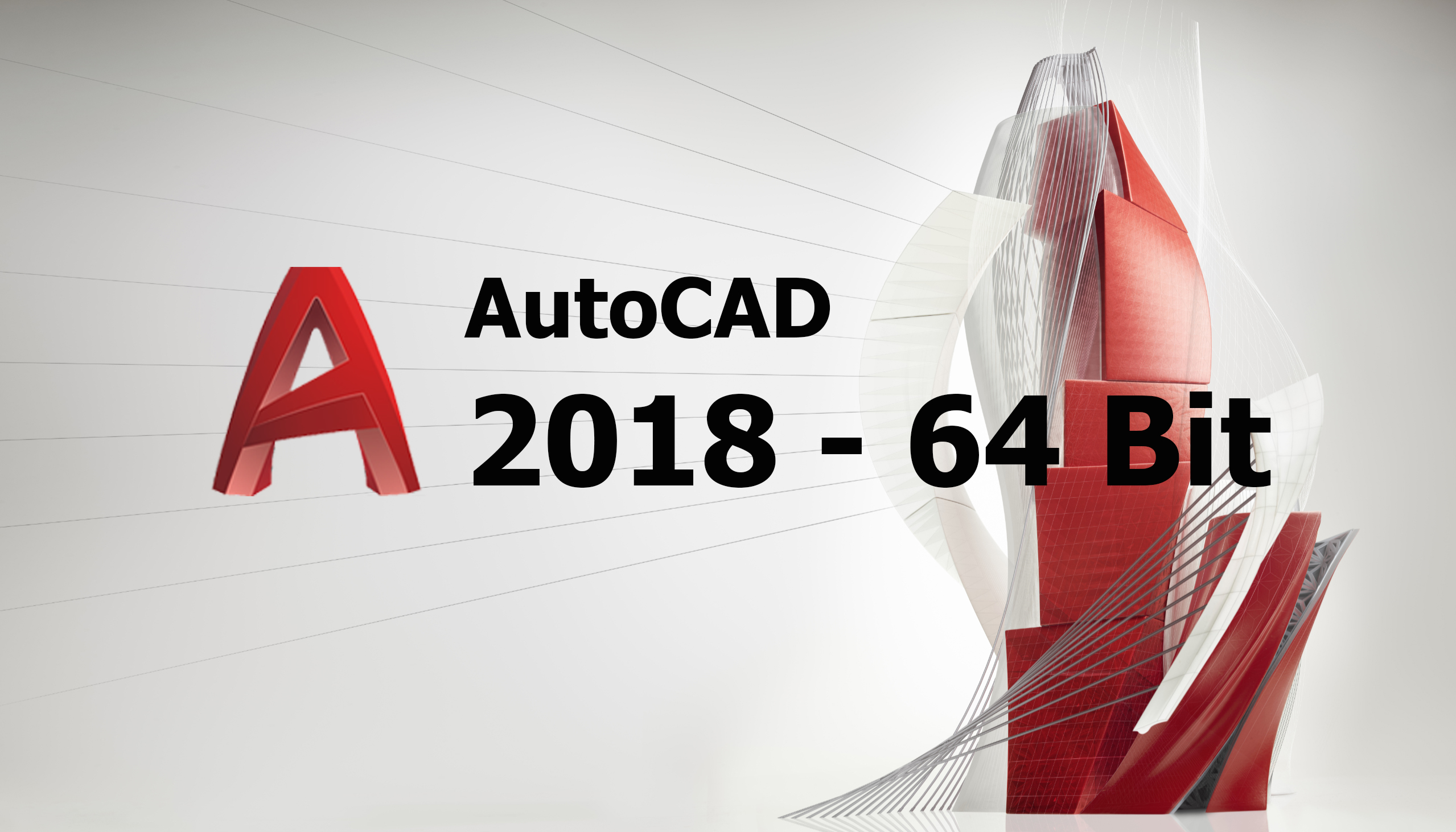 AUTOCAD 2018 – R64